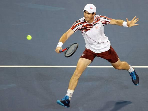 Murray returns with win over Gasquet in Cincinnati Masters