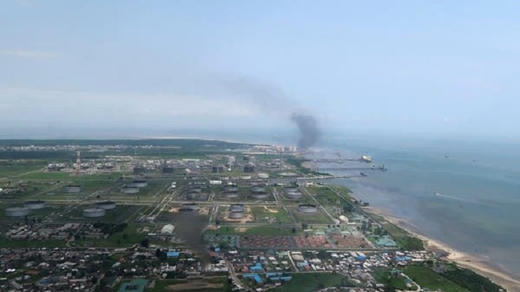 7 killed in attack at Shell gas project area in Nigeria