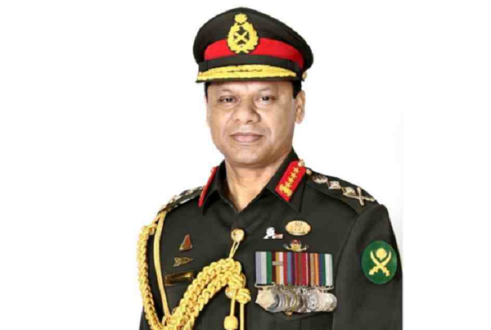 Army chief off to Turkey on 8-day visit