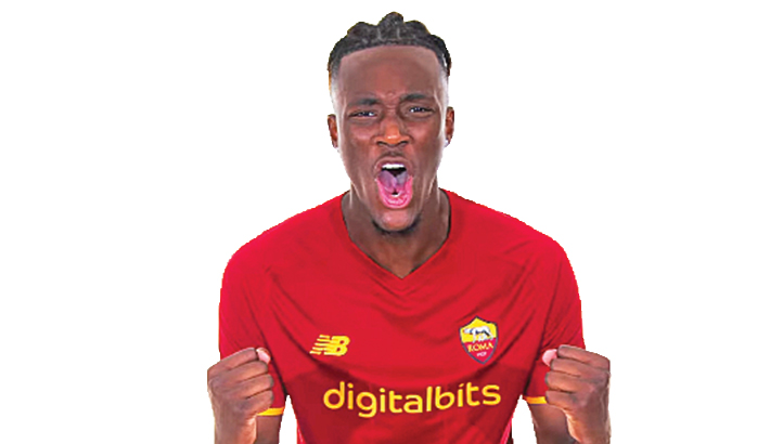 Abraham completes Roma switch from Chelsea