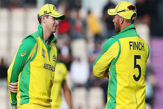 Australia's Smith, Finch fit and bound for T20 World Cup