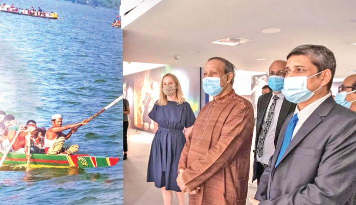 Moscow exhibition features award winning Bangladeshis photos