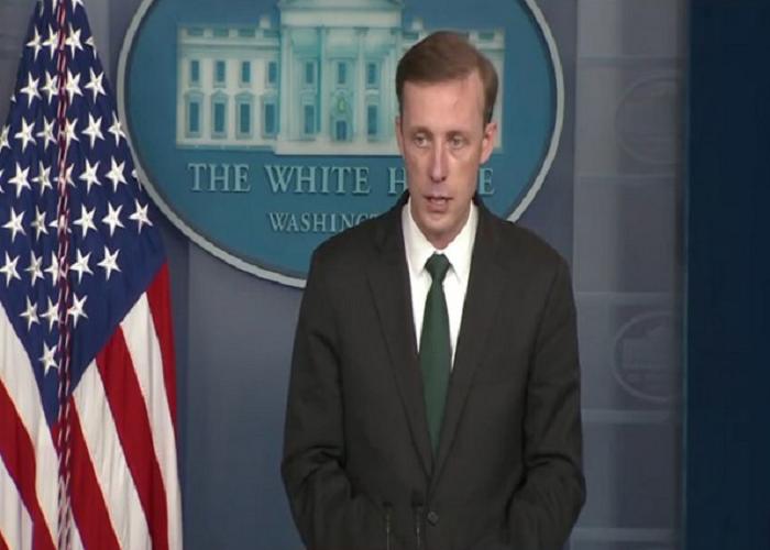 US deeply concerned for Afghan women, says NSA Jake Sullivan