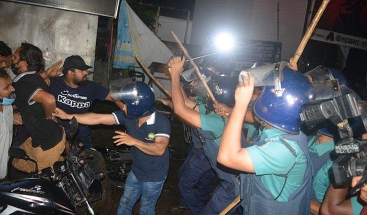 Barishal clash: AL demands removal of UNO, release of party men