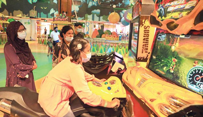 Tourist spots, recreation centres reopen