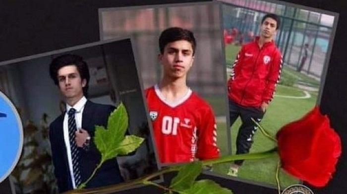 Zaki Anwari: Afghan footballer falls to death from US plane in Kabul