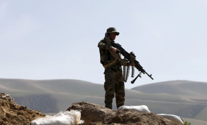 Anti-Taliban forces retake three Northern Afghan districts