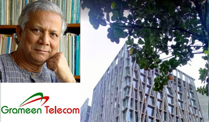 Grameen Telecom hires lobbyist not to pay dues of workers