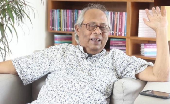 Author Hasan Azizul Huq admitted to NICVD