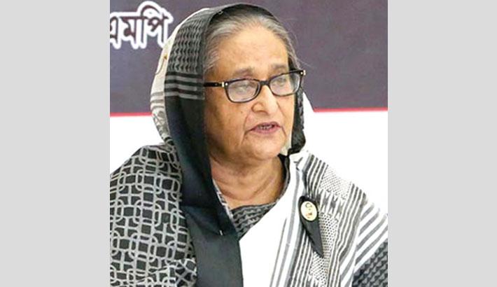 BNP govt sponsored August 21 attack: PM