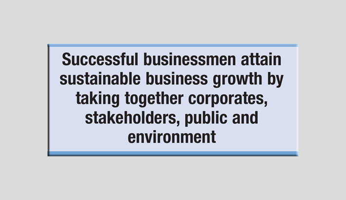 Business sustainability depends on relationships with employees, owners