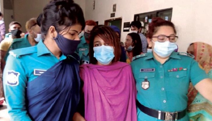 Film actress Eka gets bail, no bar to get out of jail