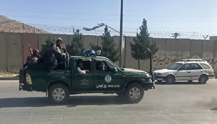 Taliban carrying out 'organised searches' for journalists, says German broadcaster