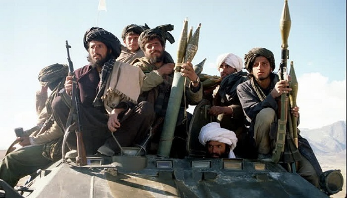 Armed uprising recaptures Afghan district from Taliban