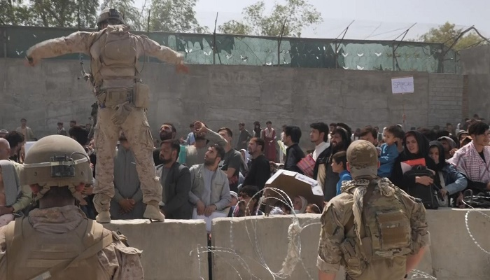 Seven people die in chaos near Kabul airport: UK
