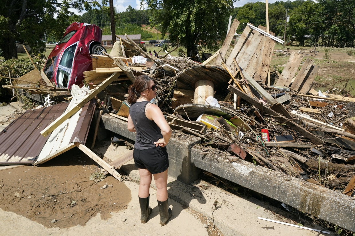 At least 21 dead in flooding in US state of Tennessee