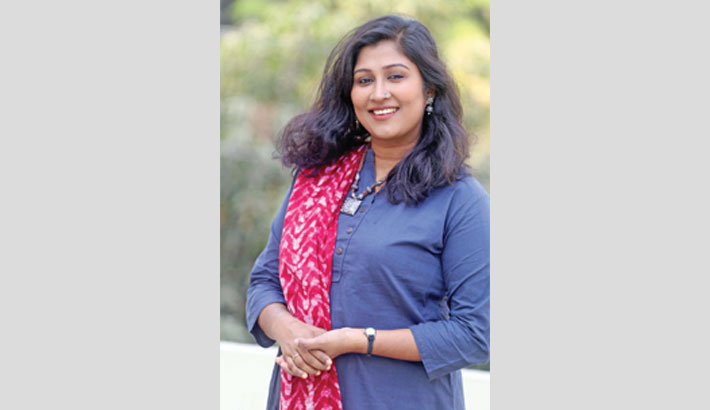 Shormi Mala excited about 'Zindabahar'