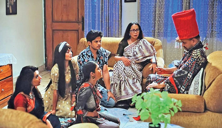 Bajimaat, a drama serial, will be aired on Rtv at 10:00pm today. Written by Pappu Raz and directed by Musafir Roney, the play stars Mir Sabbir, Sallha Khanam Nadia, Dr. Ejaj, Niloy, Moushumi Hamid, Faruk Ahmed, Abdulla Rana and others.