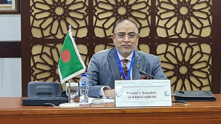 Dhaka calls for lasting peace as OIC stands by commitment to Afghanistan