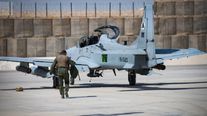 Taliban could sell captured A-29, C-130 and UH-60 aircraft to China
