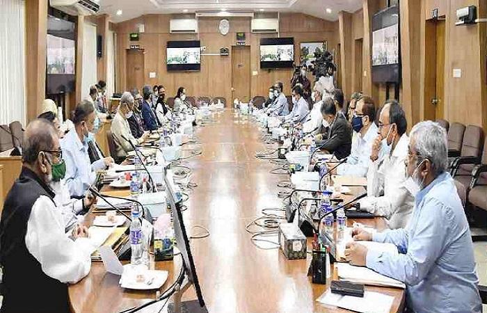 Field admin, public representatives asked to communicate regularly: Cabinet Secretary