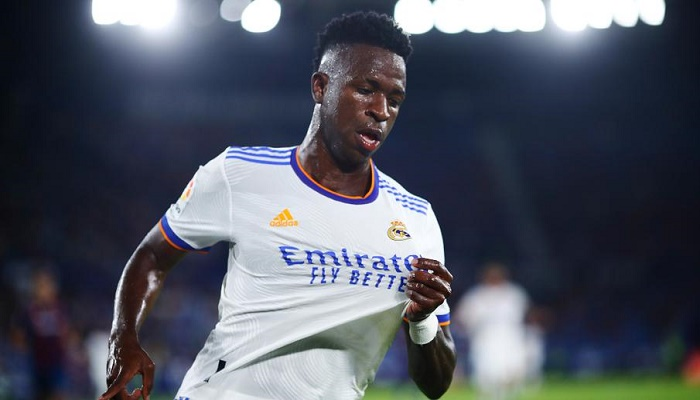 Bale scores but Real need Vinicius to earn draw