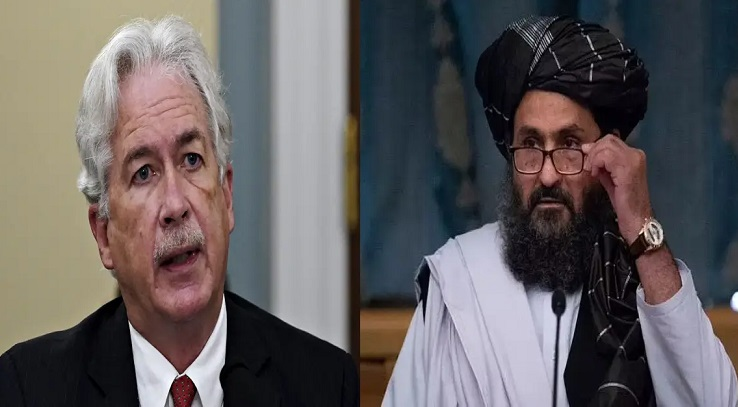 CIA chief held secret meeting with Taliban in Kabul: report