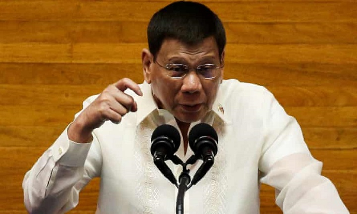 Philippines' Duterte to run for vice president, says party