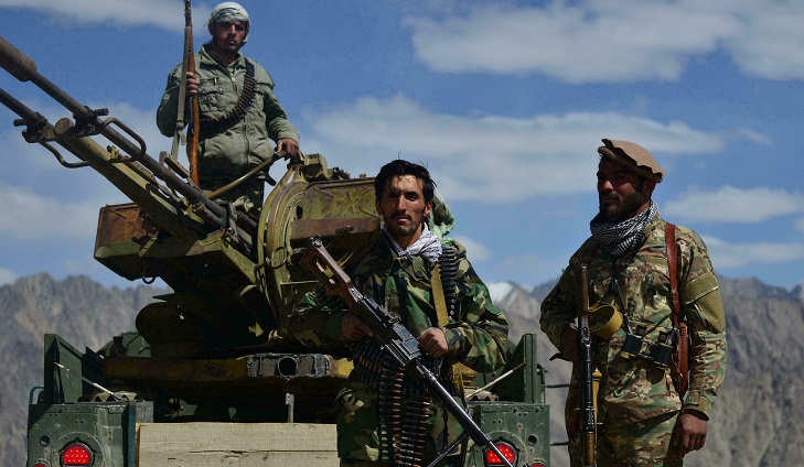 Panjshir resistance digs in to defend key valley from Taliban