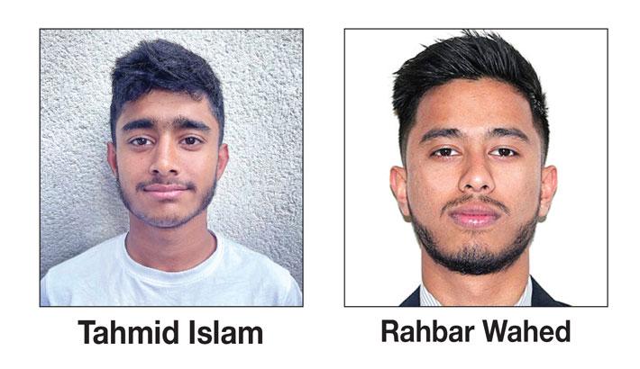 Bangladeshi expatriates Tahmid, Rahbar named for Kyrgyz tour