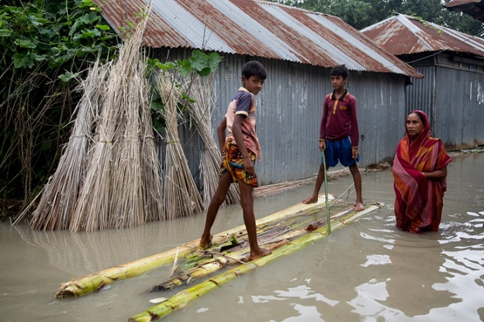 Moderate flood likely in Sept