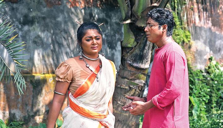 'Kalo Horin Chokh', a special drama, will be aired on Maasranga TV at 10:00pm tomorrow, marking Kazi Nazrul Islam's death anniversary. Scripted by Bishnu Iyash and directed by Simanto Sajal, the play stars Rawnak Hasan, Moushumi Hamid, Joy Raj, Dr.Amin, Shantona Sadika, Adhora Priya, Ayash, Jewel Rana, Sagar Das, Sajid Khan and others.