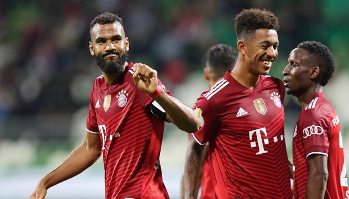 Bayern Munich put 12 past minnows Bremer in German Cup