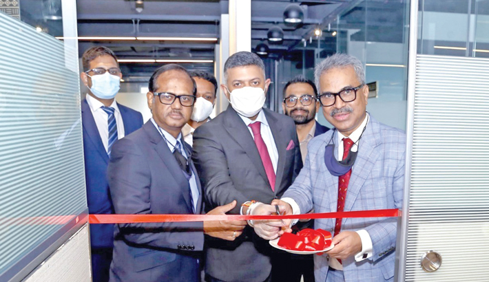 BGMEA opens PR and Media Lounge for journalists