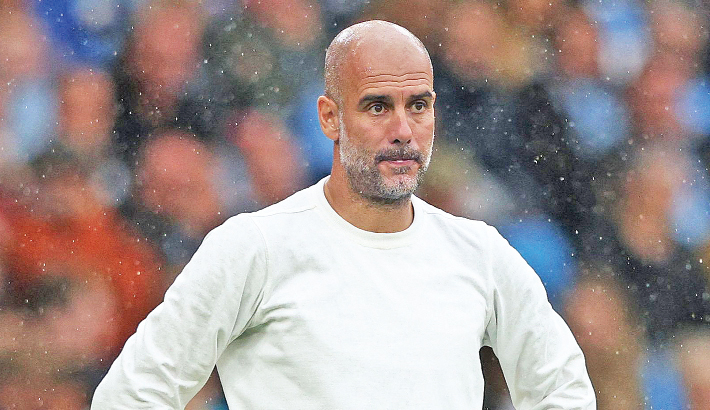 Guardiola plans to quit Man City in 2023