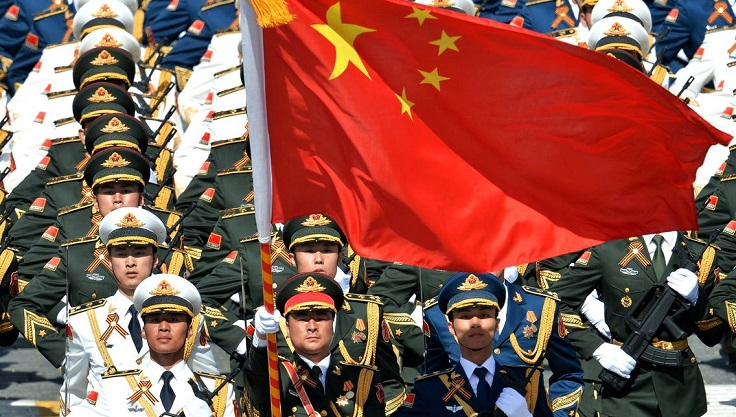 China in new debate, uses 'cyber theft' to bolster its military