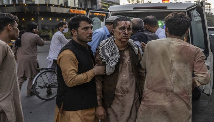 World leaders condemn 'despicable' Kabul airport attack