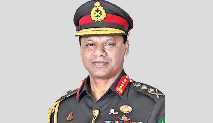 Army chief returns home from Turkey