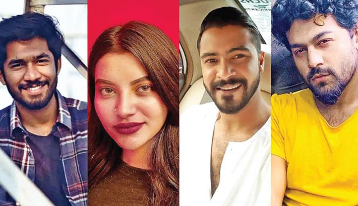 Four artistes injured in city road crash