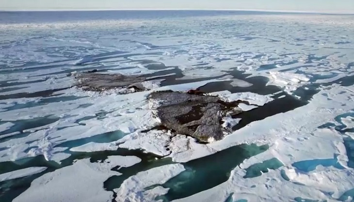 Researchers discover world's 'northernmost' island