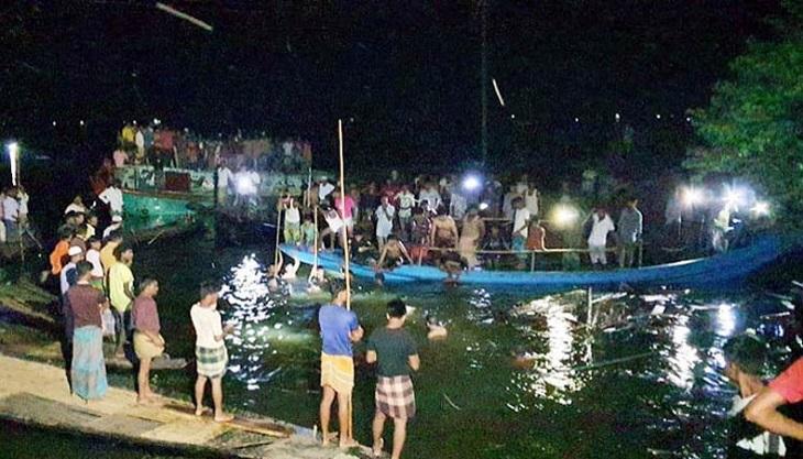 B'baria trawler capsize: Death toll hits 22