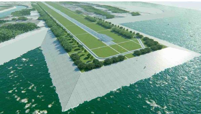 Cox's Bazar Airport set to get a spectacular maritime runway