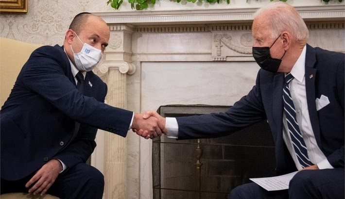 Biden: Options open if Iran nuclear talks fail