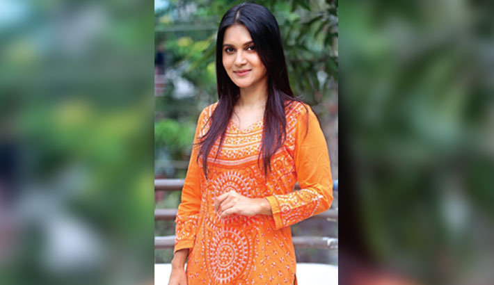 Mithila stars in Tollywood film 'A River in Heaven'