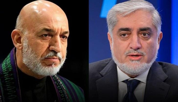 Karzai, Abdullah house-arrested by Taliban in Kabul