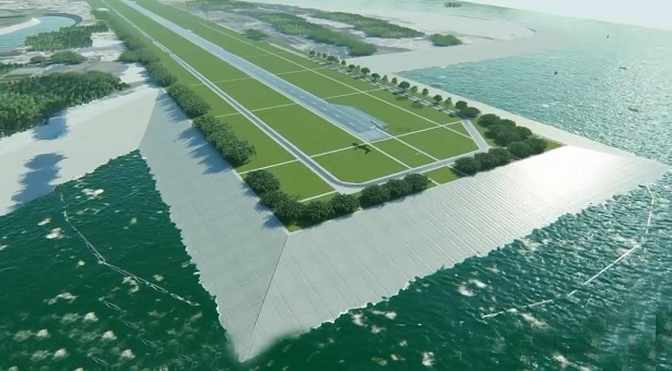 PM opens Cox's Bazar airport runway expansion works