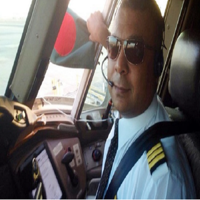 Biman to bring Captain Nawshad's body soon