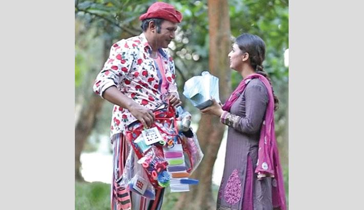 Twin Village, a drama serial, will be aired on Rtv at 10:00pm tomorrow. Jointly written by Azad Abul Kalam and Sujit Biswas, the play stars Anisur Rahman Milon, Shamol Mawla, Shashi, Sallha Khanam Nadia, Arfan Ahmed, Siddiqur Rahman, Chitralekha Guho, Rahmat Ali, Shamima Naznin, Pran Roy, MM Morshed, Anny Khan and others.
