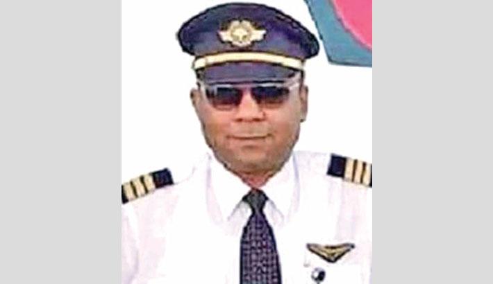 Biman pilot Nawshad still in coma