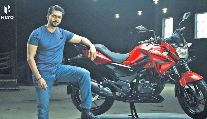 Hero Hunk 150R hits Bangladesh mkt